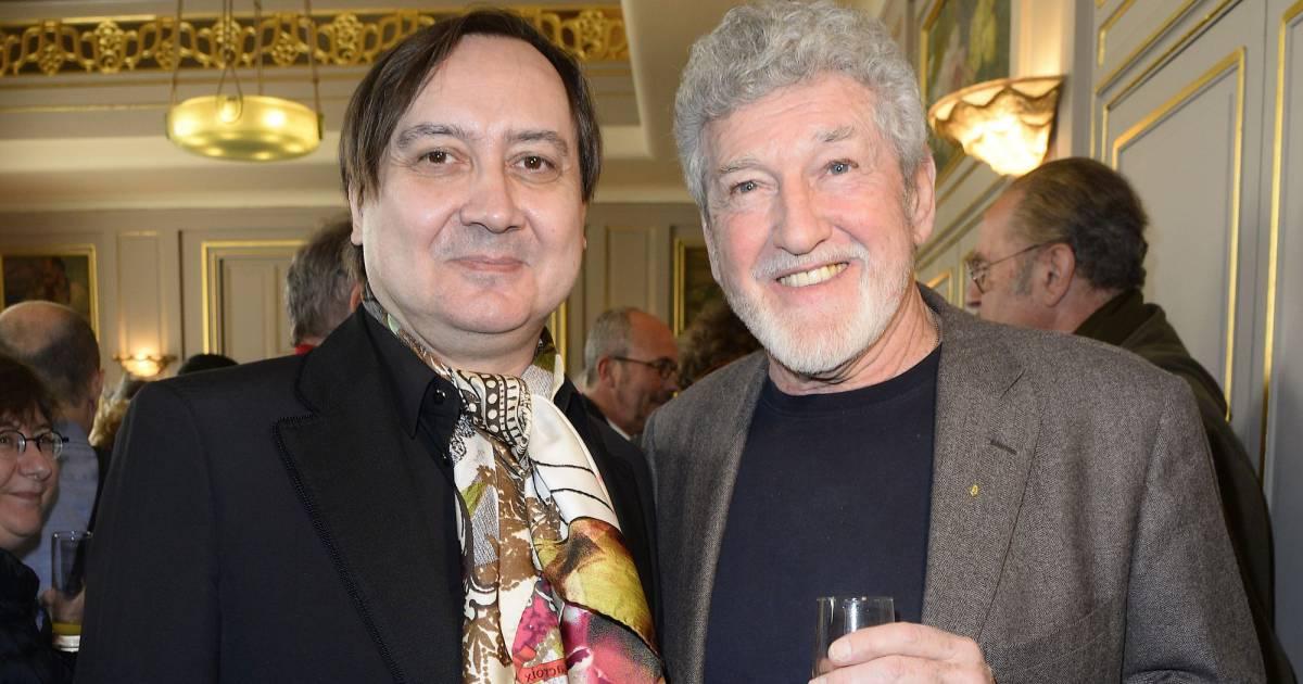 Michel fau et patrick pr jean c r monie du prix du for Prix compagnon