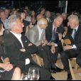 Sting, Dustin Hoffman, Bill Clinton
