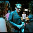 Johnny Hallyday, LA star de la Star Ac' !