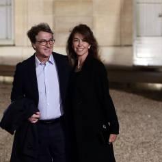 Fran ois cluzet photos - Francois busnel sa femme ...