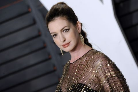 Anne Hathaway enceinte : Après l'accouchement, elle redeviendra une princesse