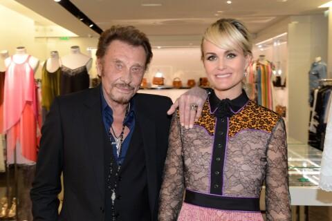 Johnny Hallyday et Laeticia : Complices pour une chic soirée mode