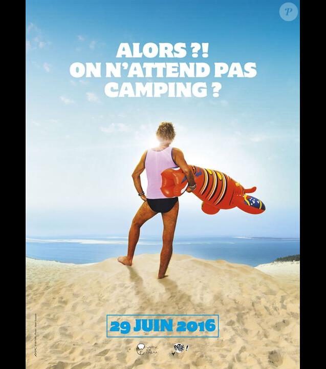Affiche de Camping 3.