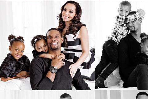 Chris Bosh et Adrienne : Leurs jumeaux sont nés, la famille s'agrandit !