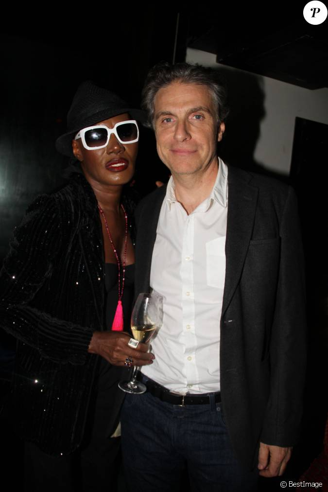 Exclusif grace jones et jean pierre marois patron des for Jean pierre marois