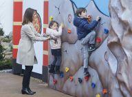 Marie et Joachim de Danemark, Athena, Henrik et Felix : Famille ninja à Legoland