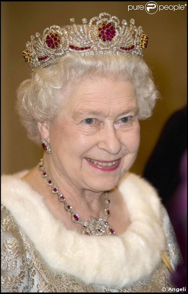 La reine elizabeth ii en slov 233 nie http www msnbc msn com id
