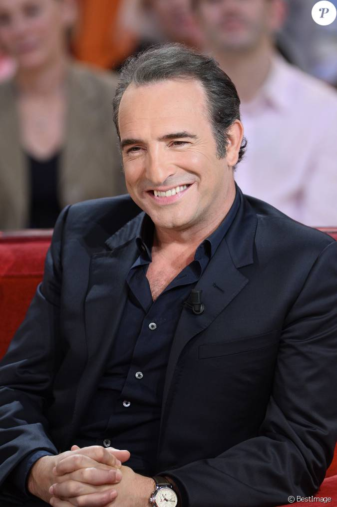 Jean dujardin enregistrement de l 39 mission vivement for Qui est jean dujardin