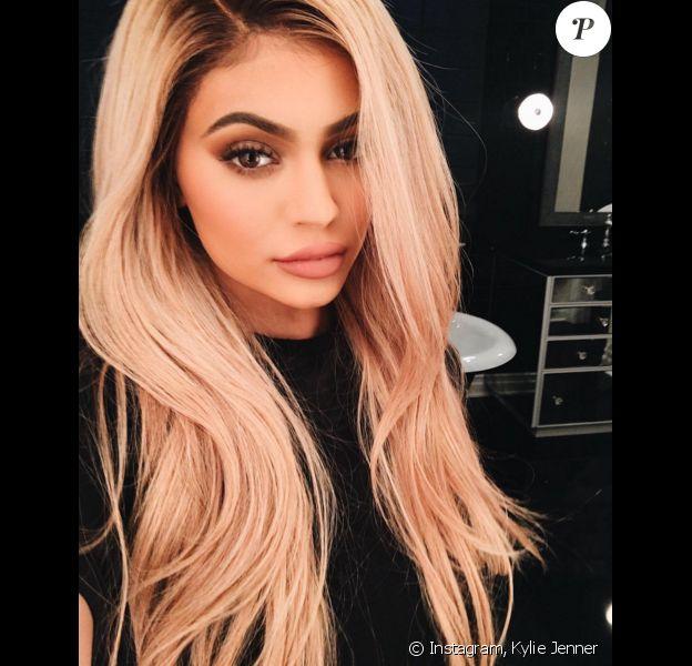 Photo de Kylie Jenner publiée le 23 mars 2016.