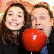 Julien Lepers : Manège et gourmandises au côté de Tatiana Laurens et Samy Naceri