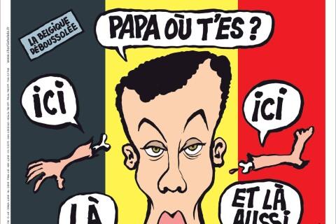 Stromae caricaturé : Charlie Hebdo divise après les attentats de Bruxelles