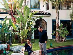 REPORTAGE PHOTOS : Jessica Alba et Cash Warren vous invitent dans leur nouveau nid douillet !