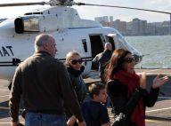 PHOTOS : Madonna... les deux enfants de Guy Ritchie sont bien avec elle ! Mais la guerre est déclarée !