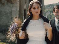 """Marion Cotillard en robe de mariée face à son """"Mal de pierres"""""""