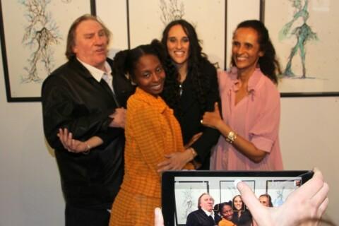 Roxane Depardieu : Soutenue par sa famille, elle officialise avec son amoureuse