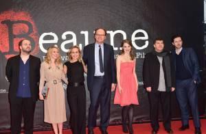 Sandrine Bonnaire et son jury dévoilent le palmarès du 8e Festival de Beaune