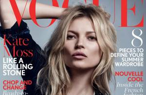 Kate Moss : Son hommage stylé aux Rolling Stones