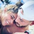Coralie et Raphael : Les tourtereaux fous d'amour sur Instagram