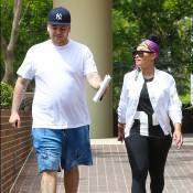 Rob Kardashian : Objectif moins 20 kilos, avec le soutien de sa fiancée