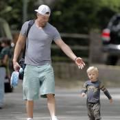 Josh Duhamel papa fier et complice, inséparable de son adorable Axl !