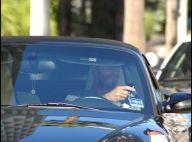 REPORTAGE PHOTOS : David Beckham arrêté !!