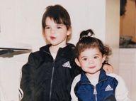 Kendall et Kylie Jenner enfants : Garçons manqués et adorables