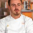 """Pierre - """"Top Chef 2016"""" sur M6. Emission du 28 mars 2016."""