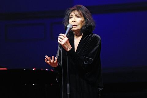 """Juliette Gréco """"en convalescence"""" : Sa tournée reportée après son AVC"""