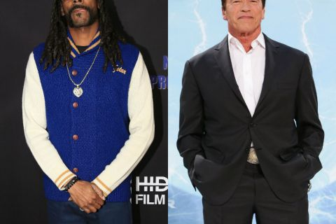 Snoop Dogg vs Arnold Schwarzenegger : Avalanche d'insultes et menaces
