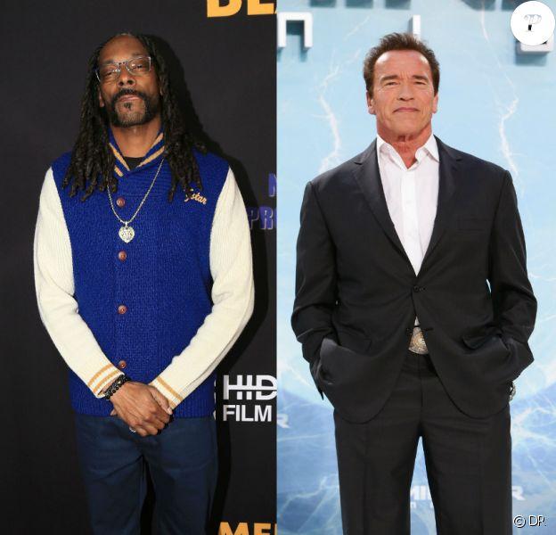 Snoop Dogg vs Arnold Schwarzenegger ! Révolté par un acte de Terminator, Snoop laisse exploser sa rage sur les réseaux sociaux...