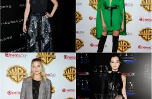 Jennifer Lawrence, Cara Delevingne, Margot Robbie: Défilé de bombes au CinemaCon