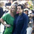 Ben Stiller et sa femme Christine