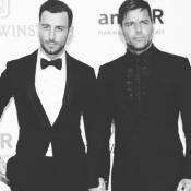 Ricky Martin en couple : il présente son jeune et beau nouveau compagnon !