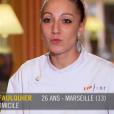 """Coline - """"Top Chef 2016"""", la finale. Emission du 18 avril 2016 diffusée sur M6."""