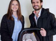 Carl Philip et Sofia de Suède parents : Première photo avec bébé !
