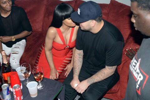 Rob Kardashian et Blac Chyna en voyage : Les futurs mariés sillonnent l'Amérique