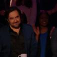 André Manoukian et JoeyStarr, dans  Nouvelle Star 2016  (demi-finale) sur D8, le mardi 26 avril 2016.