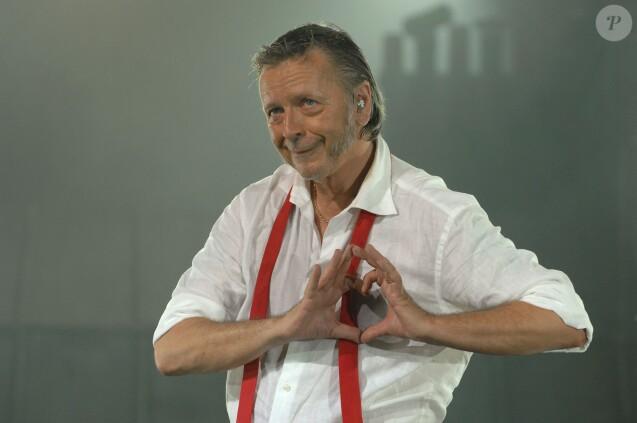 Renaud en concert en Suisse en 2007