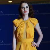 Michelle Dockery (Downton Abbey) : 1re apparition depuis la mort de son fiancé