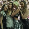 Taylor Swift et ses copines du groupe HAIM à la soirée du MET Gala, le 2 mai 2016