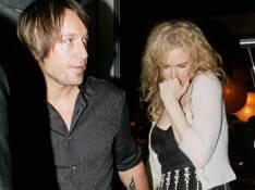 Nicole Kidman n'arrête pas de pleurer !