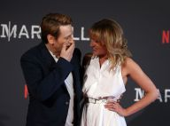 Benoît Magimel à Marseille avec son amoureuse Margot et l'immense Depardieu