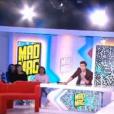 Milla Jasmine face à Martial dans le Mad Mag de NRJ12, le 6 mai 2016.