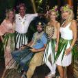 Brody Jenner en vacances à Bali avec sa fiancée Kaitlynn Jenner, sa mère Linda Thompson et ses beaux parents par alliance. Photo publiée sur sa page Instagram, le 5 mai 2016