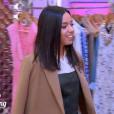 """Sabina (23 ans) agacée par la production des """"Reines du shopping"""" (M6). Mai 2016."""