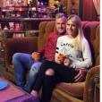 Amélie Neten est en vacances à Los Angeles avec son chéri Philippe. Mai 2016.