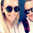Amélie Neten est en vacances à Los Angeles avec son chéri Philippe Léonard. Mai 2016.