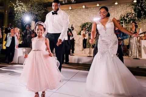 Devon Still : Sa fille Leah guérie du cancer, émotion à son mariage avec Asha