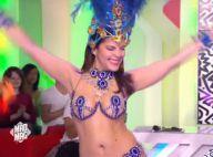 Gyselle Soares (ex-TPMP) danse très dévêtue sur le plateau du Mad Mag