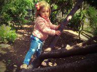 Leonore de Suède : La fille de la princesse Madeleine ne tient pas en place !
